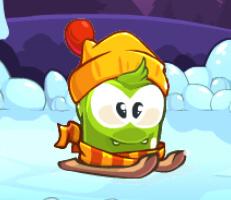 لعبة مغامرات الشتاء