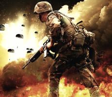 لعبة هجوم الجيش